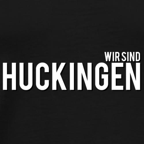 Wir sind Huckingen - Männer Premium T-Shirt