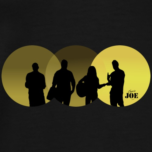 Motiv Cheerio Joe green/yellow - Männer Premium T-Shirt