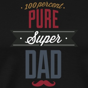 Pure super far - Herre premium T-shirt