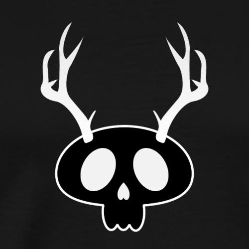 Deer Skull - Männer Premium T-Shirt