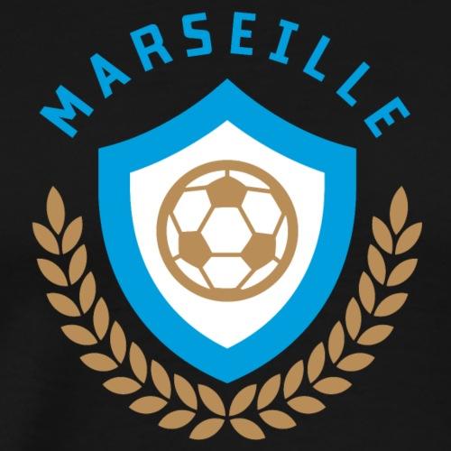 Marseille Football - T-shirt Premium Homme