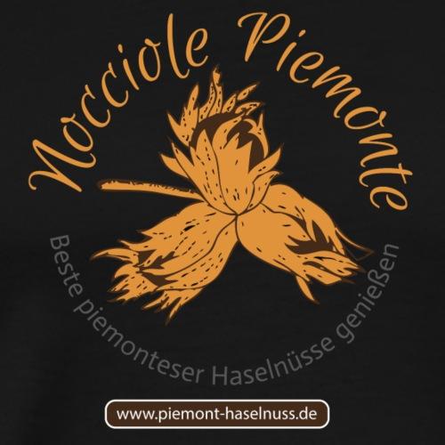 Logo und Web - Männer Premium T-Shirt