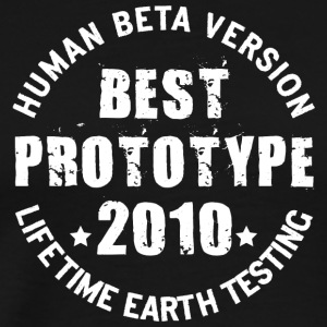 2010 - The birth year of legendary prototypes - Men's Premium T-Shirt