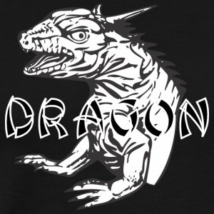 small dragon - Men's Premium T-Shirt