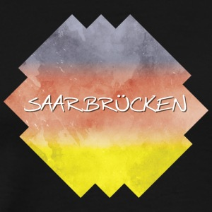 Saarbrucken - Men's Premium T-Shirt