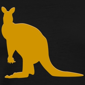 Real Kangaroo - Men's Premium T-Shirt