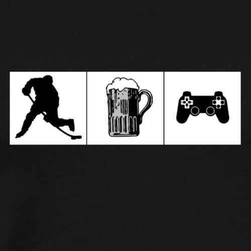 new season - T-shirt Premium Homme