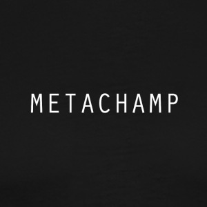 Metachamp - Mannen Premium T-shirt