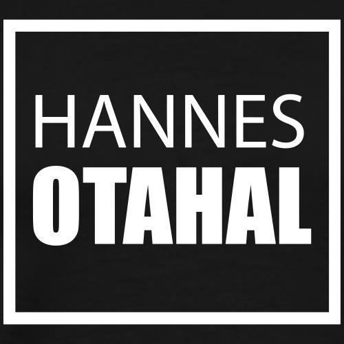 Spreadshirt Hannes Otahal Shirt schwarz - Männer Premium T-Shirt