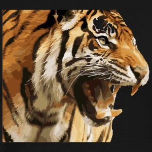 Danger tiger - Men's Premium T-Shirt