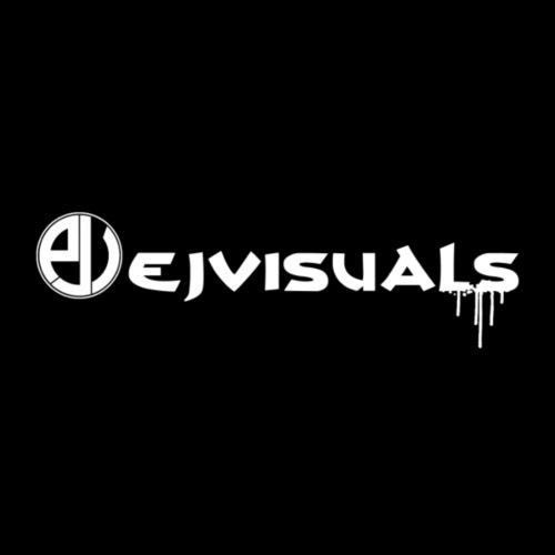 - EJVisuals Logo - Mannen Premium T-shirt