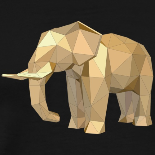 elephant 2367347 960 720 - Männer Premium T-Shirt