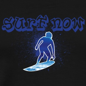 surfer boy 01 - Men's Premium T-Shirt