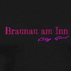 Braunau am Inn - Men's Premium T-Shirt