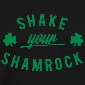 Ireland / St. Patrick's Day: Shake Your Shamrock - Mannen Premium T-shirt
