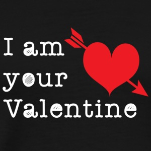 your Valentine - Men's Premium T-Shirt