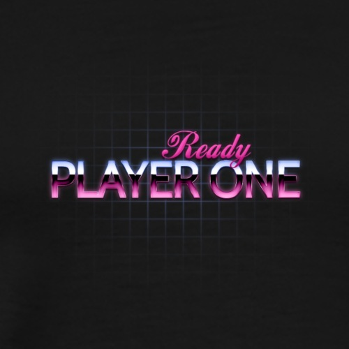 Ready Player One - Men's Premium T-Shirt