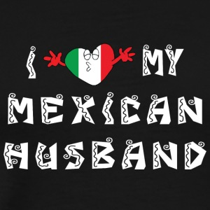 Mexican Husband - Männer Premium T-Shirt