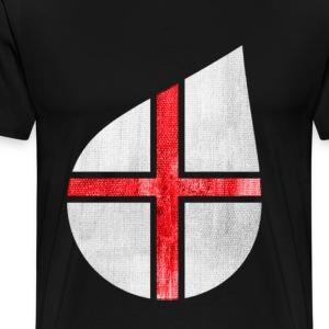 Angleterre - T-shirt Premium Homme