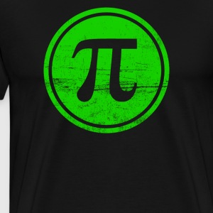 PI Fighters - Premium-T-shirt herr