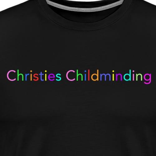 Christies Childminding - Men's Premium T-Shirt