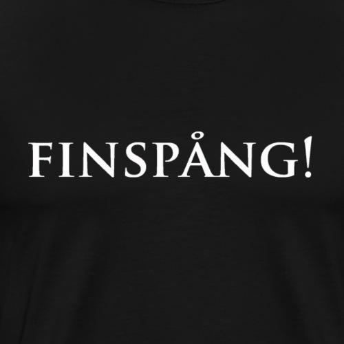 Finspång - Premium-T-shirt herr