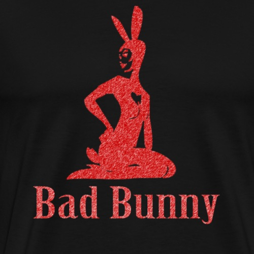 Bad Bunny - Männer Premium T-Shirt