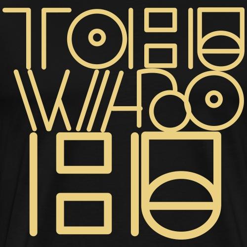 TOHUWABOHUUUU - Männer Premium T-Shirt