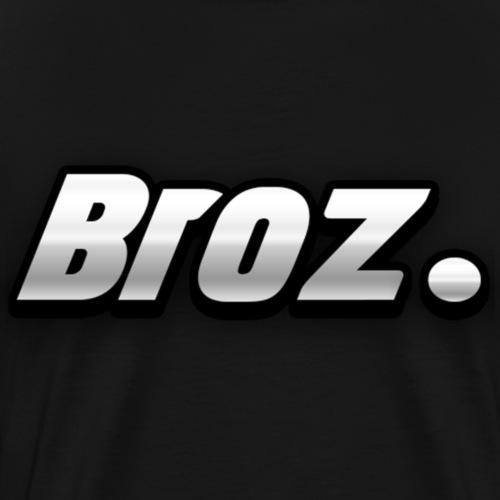 Broz. - Mannen Premium T-shirt