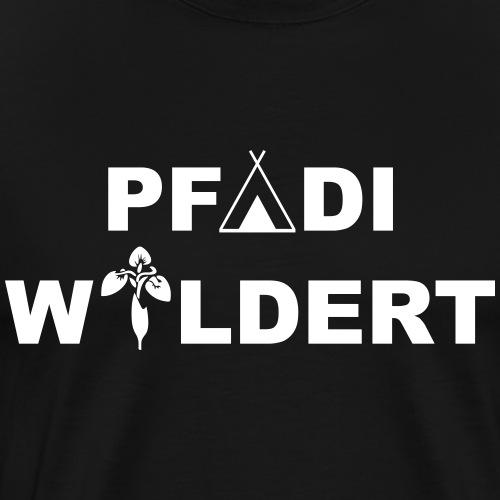 Pfadi Wildert - Männer Premium T-Shirt