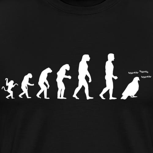 Tous des pigeons ! - T-shirt Premium Homme