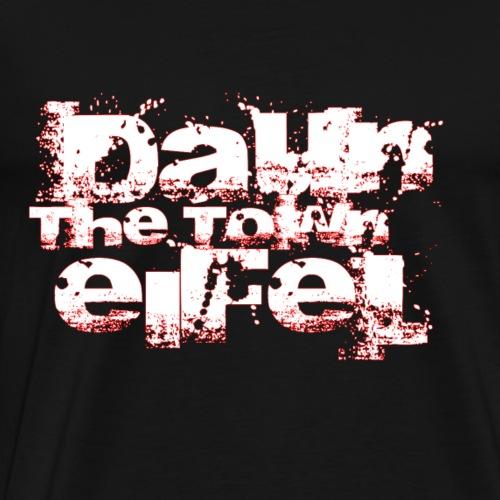 Daun the Town Eifel - Männer Premium T-Shirt