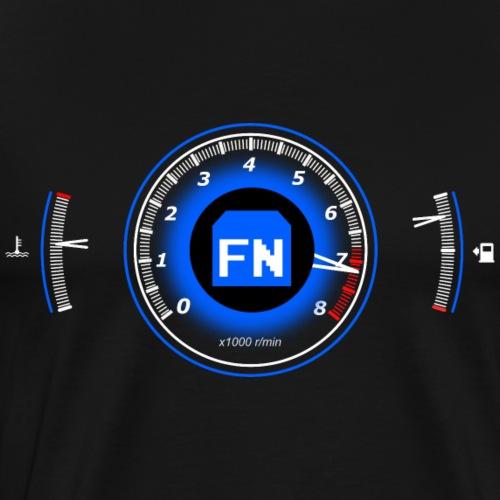 Dashboard FN - Männer Premium T-Shirt
