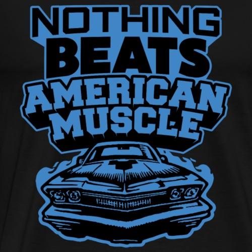 Merican Muscle - Männer Premium T-Shirt