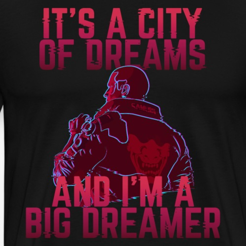 Big Dreamer - Men's Premium T-Shirt