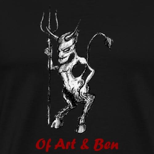Devil - Männer Premium T-Shirt