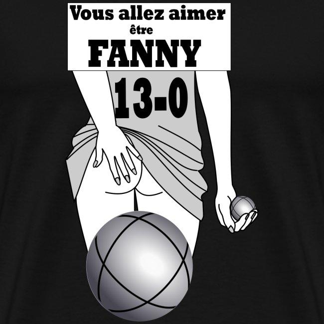 Fanny sera une récompense FS