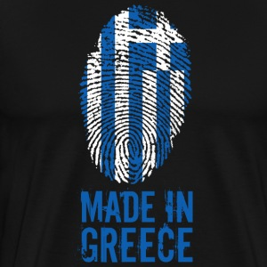 Made in Grekland / Made in Grekland - Premium-T-shirt herr