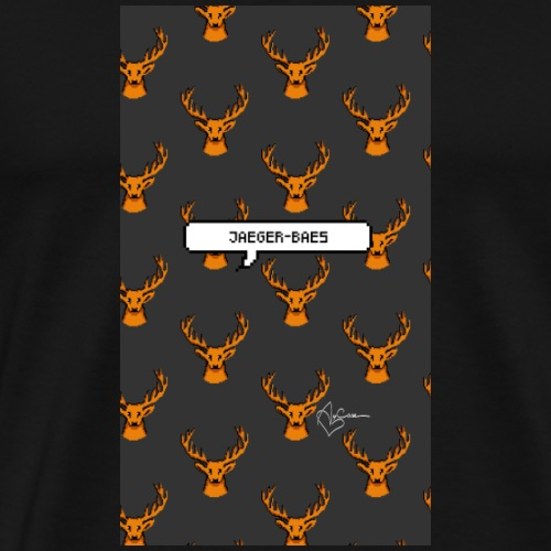 Jaeger-Baes - Men's Premium T-Shirt