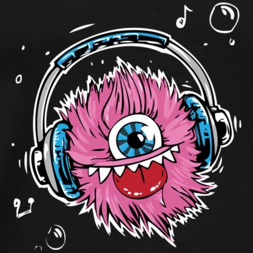Music Monster Merch - Männer Premium T-Shirt
