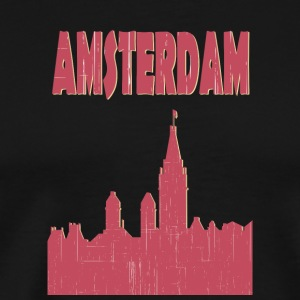 aMSTERDAM City - Men's Premium T-Shirt
