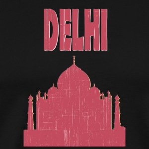 DELHI City - Men's Premium T-Shirt