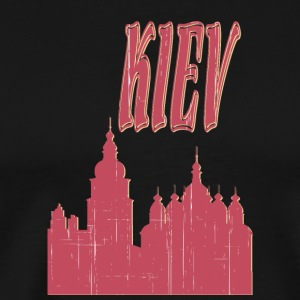 KIEV City - Premium-T-shirt herr