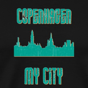 COPENHAGEN MY CITY - Men's Premium T-Shirt
