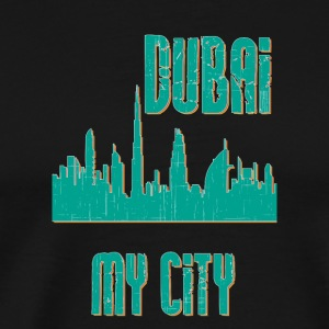 Dubai MY CITY - Men's Premium T-Shirt