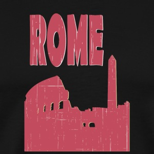 Rom City - Herre premium T-shirt