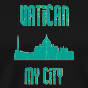 VATIKAN MY CITY - Premium-T-shirt herr