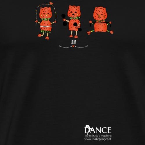 Sport- Sport- Sport - Logo dance - Männer Premium T-Shirt