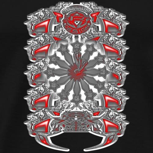 1 4 - Männer Premium T-Shirt