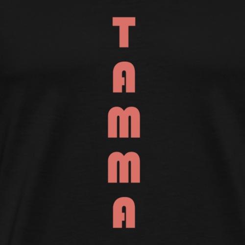tamma - Maglietta Premium da uomo